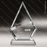 Crystal  Arrowhead Everest Trophy Award Employee Trophy Awards