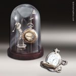 Golf Pocket Watch Engraved Misc Gift Boxes