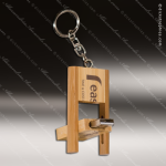 Laser Engraved Keychain 8GB USB Bamboo Flip Style Flash Thumb Drive Gift Aw Engraved USB Items
