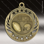 Medallion Galaxy Series Football Medal Football Medals