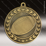 Medallion Illusion Series Football Medal Football Medals