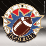 Medallion USA Sport Series Football Medal Football Medals