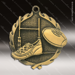 Medallion Wreath Series Rugby Medal Football Medals