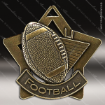 Medallion Star Series Football Medal Star Football Medals