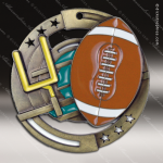 Medallion Enamel Series Football Medal Football Medals