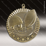 Medallion Five Star Series Football Medal Football Medals