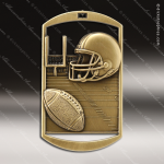 Medallion Dog Tag Series Football Medal Football Medals