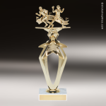 Trophy Builder - Football Riser - Example 3 Football Trophies