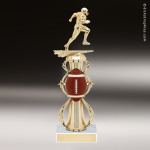 Trophy Builder - Football Riser - Example 2 Football Trophy Awards