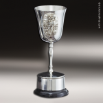 Cup Trophy Premium Silver Series Golf Water Goblet Cup Award Golf Awards