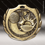 Medallion Burst Series Golf Medal Golf Medals