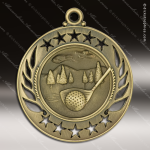 Medallion Galaxy Series Golf Medal Golf Medals