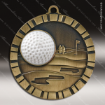 Medallion 3D IM Series Golf Medal Golf Medals