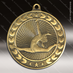 Medallion Illusion Series Gymnastic Female Medal Gymnastics Medals