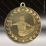 Medallion Illusion Series Gymnastic Male Medal Gymnastics Medals