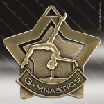 Medallion Star Series Gymnastics Medal Star Gymnastics Medals