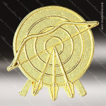 Lapel Pin - Archery Chenille Pin High School Lapel Chenille Pins
