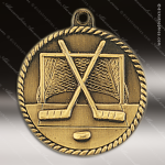 Medallion High Relief Series Hockey Medal Hockey Medals