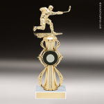 Trophy Builder - Hockey Riser - Example 1 Hockey Trophy Awards