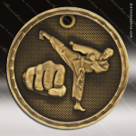 Medallion 3D Series Martial Arts Medal Karate Medals