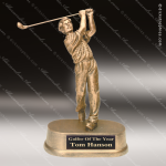 Kids Resin Gold Series Golf Boys Trophy Awards Kids Golf Trophies