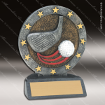 Kids Resin All-Star Series Golf Trophy Awards Kids Golf Trophies