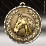Medallion Diamond Edge Series Equestrian Horse Medal Misc Medals