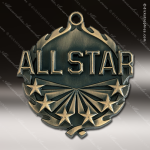Medallion Wreath Series All Star Medal Misc Medals