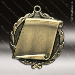 Medallion Wreath Series Scroll Medal Misc Medals