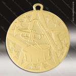 Medallion Superstar Series Music Band Medal Music Medals