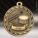 Medallion Sculpted Series Music Band Medal Music Medals