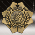 Medallion Imperial Series Music Medal Music Medals