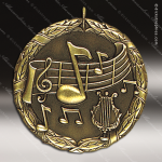 Medallion XR Series Music Medal Music Medals