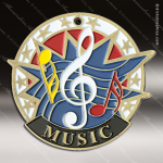 Medallion USA Sport Series Music Medal Music Medals