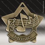 Medallion Star Series Music Medal Star Music Medals