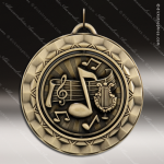 Medallion 360 Spin Series Music Medal Music Medals