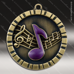 Medallion 3D IM Series Music Medal Music Medals