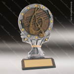 Kids Resin All-Star Series Music Trophy Awards Music Trophy Awards
