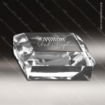 Crystal  Gem Paperweight Trophy Award Paperweight Crystal Awards