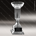 Cup Trophy Crystal Series Loving Cup Venice Bowl Award PDU CAT Crystal Trophy Awards