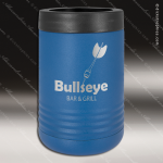 Double Wall Insulated Beverage Holder -Royal Blue Personalized Blue Drinkware Engraved