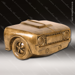 Premium Resin Gold Car Show Front End Grill Trophy Award Premium Car Show Trophy Awards