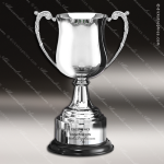 Cup Trophy Premium Silver Georgian Nickel Plated Trophy Award Premium Silver Series Cup Trophy Awards