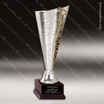 Cup Trophy Premium Silver Series Ultra Modern Loving Cup Award Premium Silver Series Cup Trophy Awards