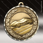 Medallion Diamond Edge Series Pinewood Derby Medal Racing Pinewood Derby Medals