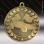 Medallion Illusion Series Pinewood Derby Medal Racing Pinewood Derby Medals