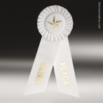 3rd Place Rosette Ribbon Religious Awards