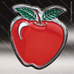 Lapel Pin - Color Apple Lapel Pin Scholastic Lapel Chenille Pins