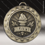 Medallion 360 Spin Series Scholastic Math Medal School Scholastic Medals