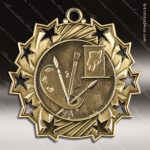 Medallion Ten Star Series Scholastic Art Medal School Scholastic Medals